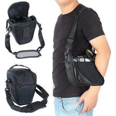 US SLR Camera Shoulder Backpack For Canon