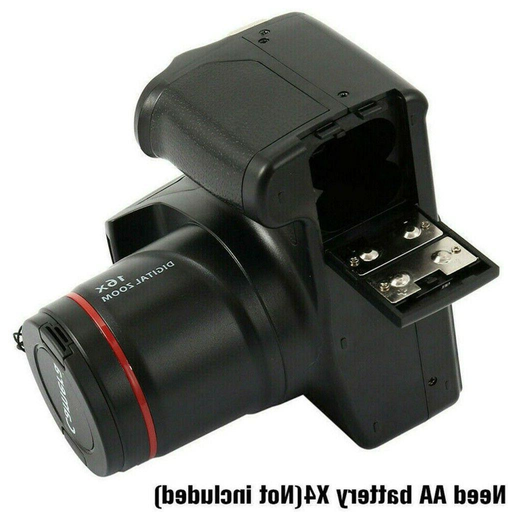 SLR 16x Anti-shake
