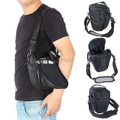 USA Waterproof SLR DSLR Camera Case Shoulder Bag Backpack fo