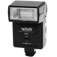 Vivitar V2000 General Purpose Electronic Flash for 35mm Came