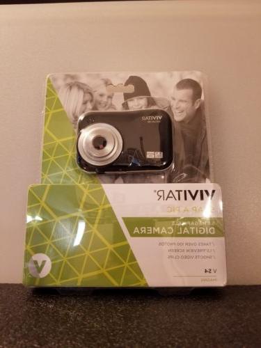 Vivitar V54 5.1MP Digital Camera with 1.5 Inch TFT Panel
