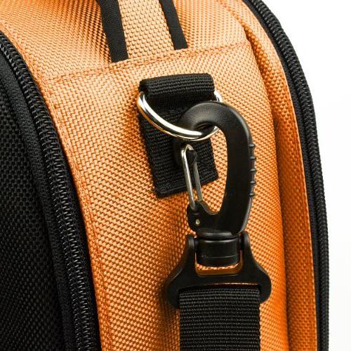 Vangoddy VGLaurelORG DSLR Camera Case Shoulder Strap
