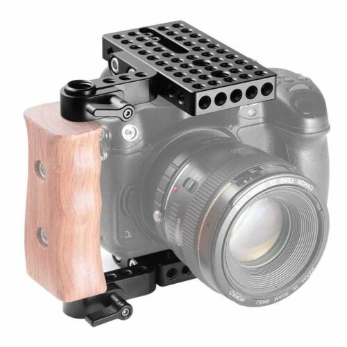 SmallRig Video DSLR Cage VersaFrame Cage for Most Small Sized Camera