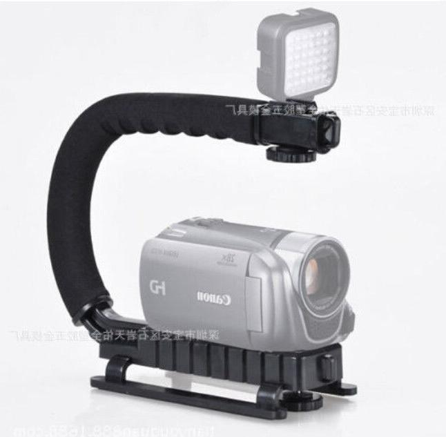 Video Camera Action Dslr Handle Phone Mounts Shape