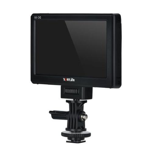 Viltrox Camera TFT AV +Battery for Nikon DSLR