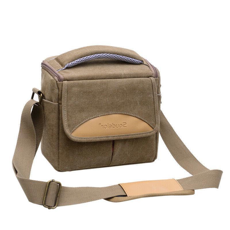 Vintage Bag Retro Shoulder Canon