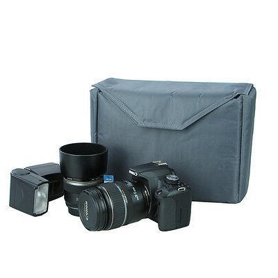 Waterproof Big Partition Camera DSLR TLR Insert Protection