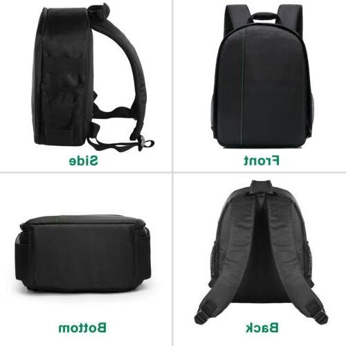 Waterproof DSLR Camera Video Shoulder Bag Case For