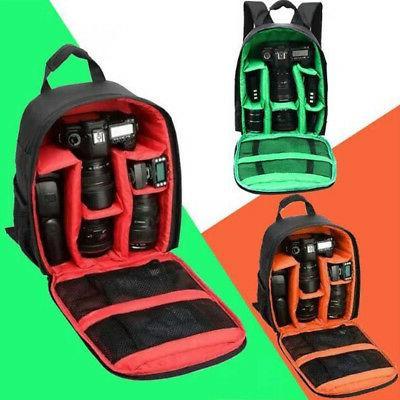 Waterproof Video Backpack Shoulder Case