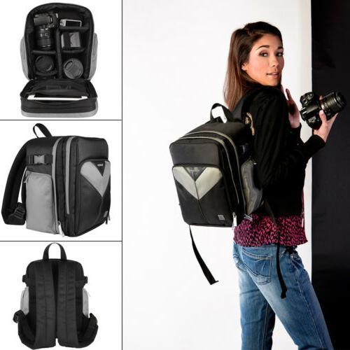 waterproof dslr camera backpack carry bag