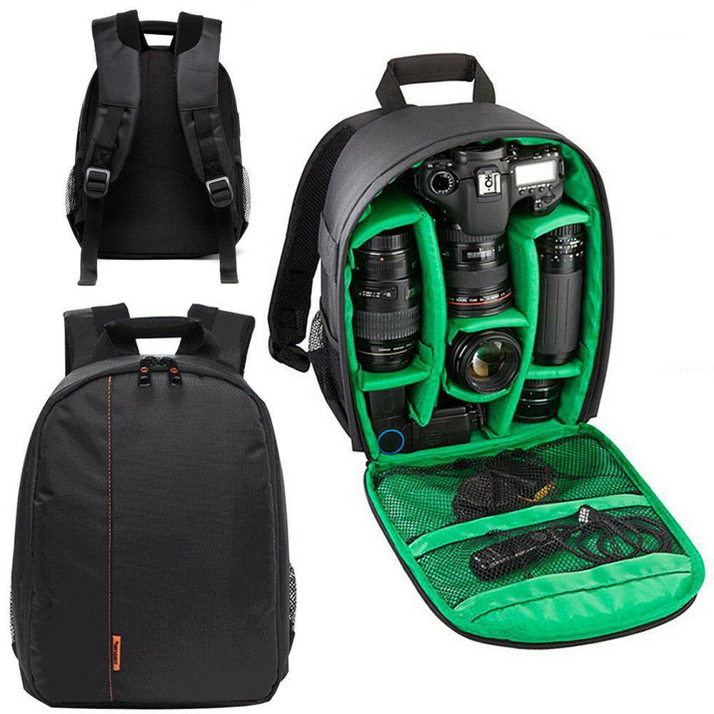 waterproof dslr camera backpack shoulder bag case