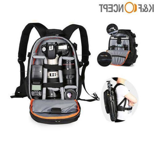 waterproof dslr slr backpack bag