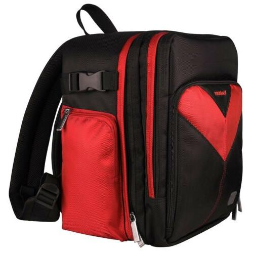 VanGoddy Large DSLR Camera Case For