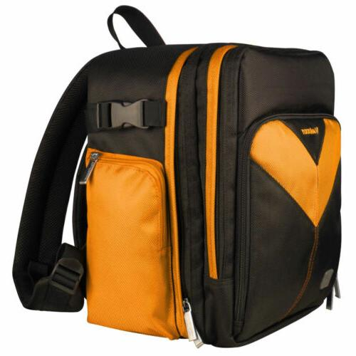 VanGoddy Camera Backpack for Canon EOS 6D Mark