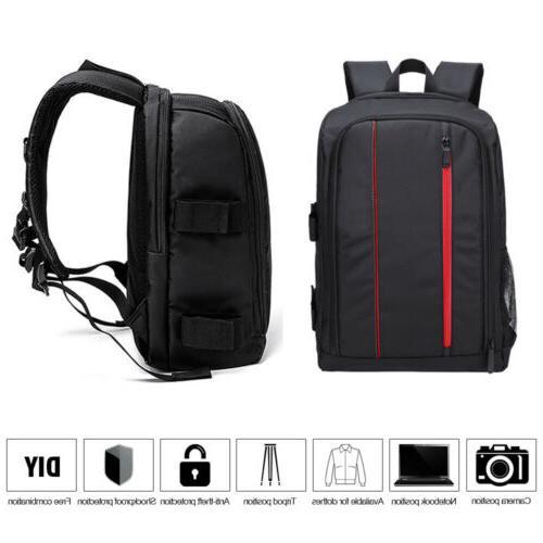 Waterproof SLR Backpack Case