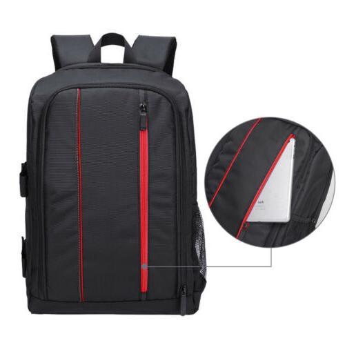 Waterproof Backpack Bag Case For Nikon