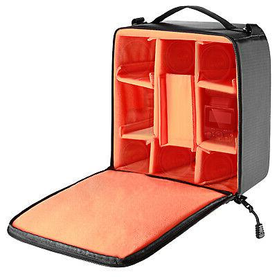 waterproof flexible partition padded bag