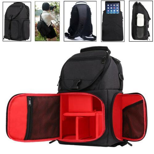 Waterproof Large Backpack Shoulder DSLR/SLR/TLR Filter Pack
