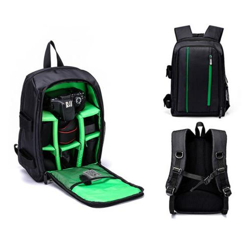 Waterproof Large Camera Backpack Shoulder Canon