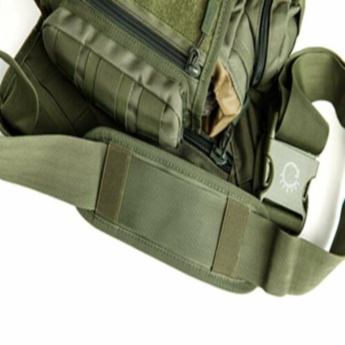 Waterproof Outdoor Hiking SLR Backpack Crossbody Shoulder