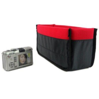 Waterproof Padded Bag Shockproof Storage