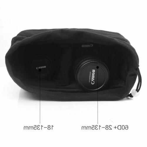 Waterproof Partition Padded Bag TLR Insert Lens