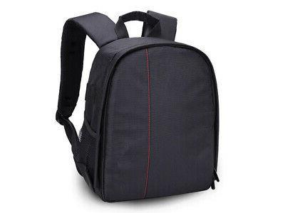 Waterproof Shockproof Bag Backpack for EOS Sony Nikon Camera