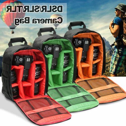 Waterproof Camera Bag Backpack for Sony DSLR