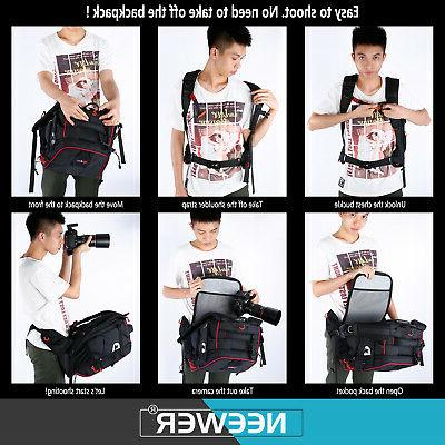 Neewer Camera Backpack SLR DSLR Camera