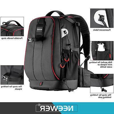 Neewer Padded Camera Backpack