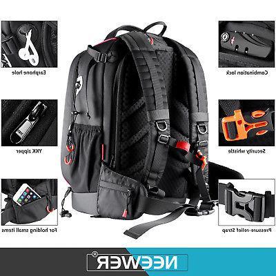 Neewer Padded Camera Backpack SLR DSLR Camera