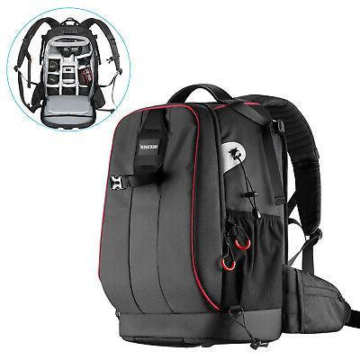 waterproof shockproof padded backpack bag