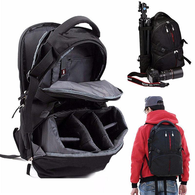 waterproof shockproof slr dslr camera laptop bag