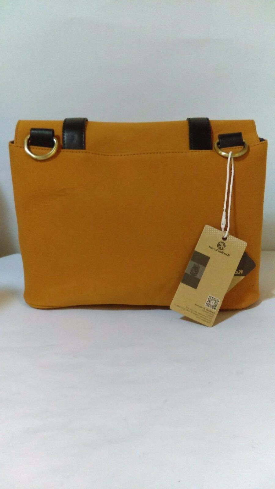 Koolertron Vintage PU DSLR Camera Bag