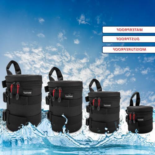 Waterproof Well Zippered DSLR Camera Protector