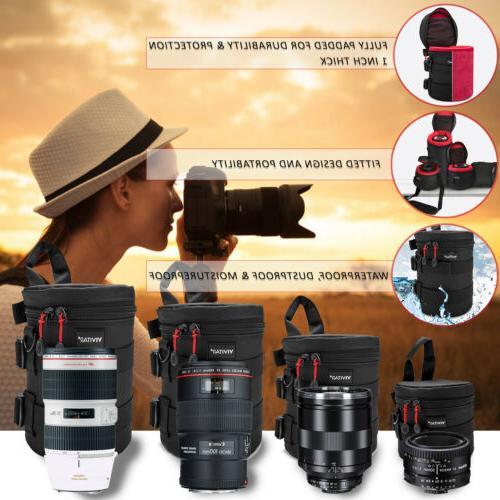 Waterproof Padded DSLR Camera Protector Case