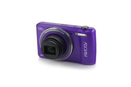 Minolta 20 WiFi 12x HD LCD, Purple