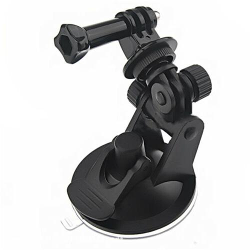 Windscreen Suction Cup Mount DSLR Camera