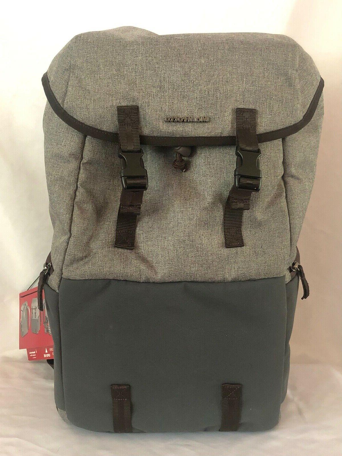 windsor explorer backpack improved