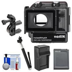 Nikon WP-AA1 Waterproof Case for KeyMission 170 Action Camer