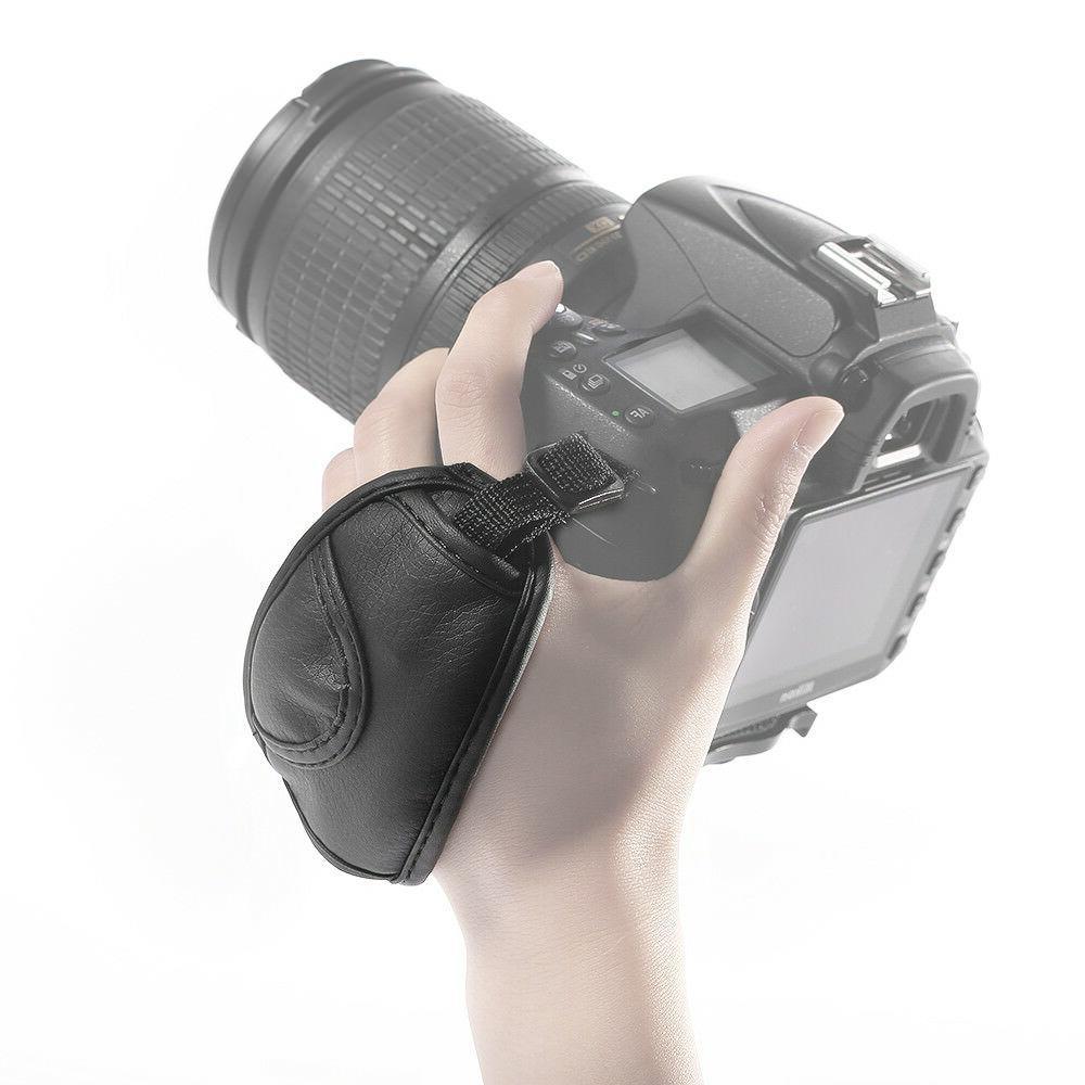 Wrist Camera Grip Nikon Sony Olympus SLR DSLR