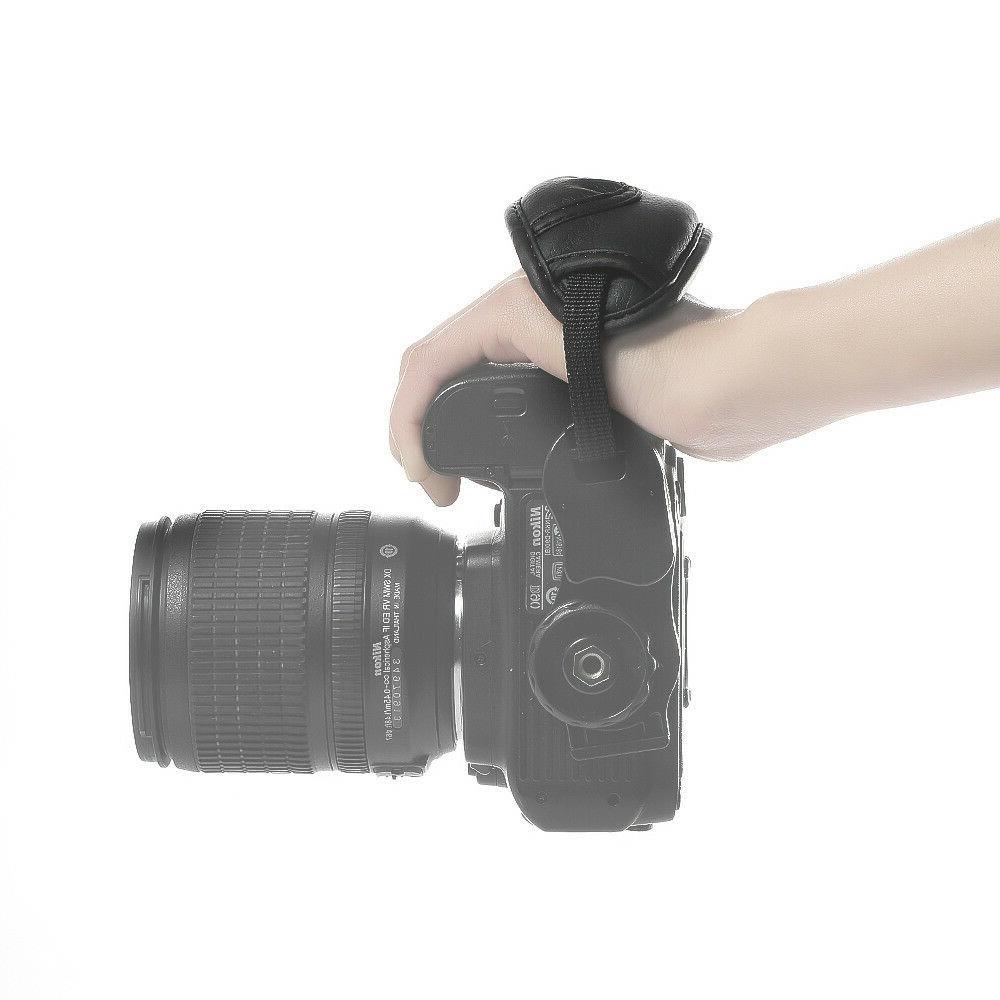 Wrist Strap Camera Grip for Nikon SLR
