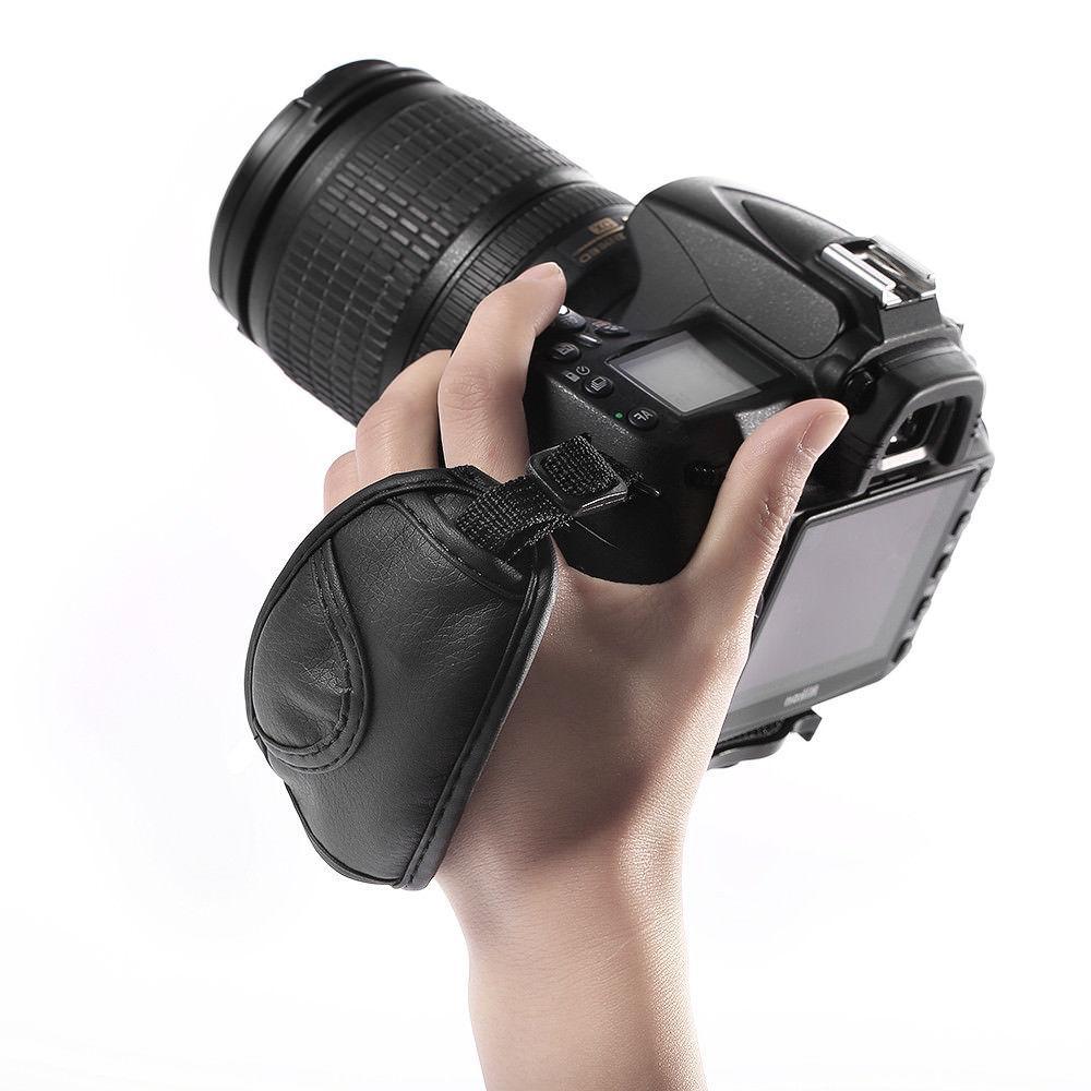 Wrist Strap Grip Canon Nikon Sony SLR DSLR