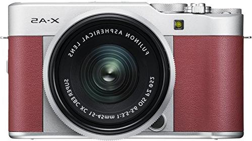 Fujifilm X-A5 Mirrorless Camera with and Software