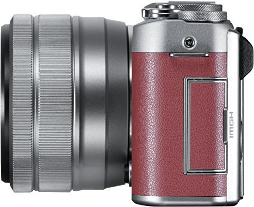 Fujifilm Camera with and Focus
