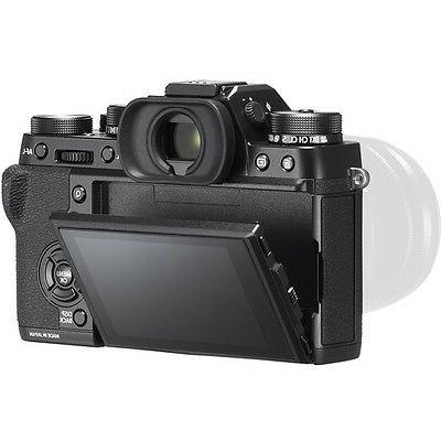 Fujifilm Digital Cameras - Body only - Black