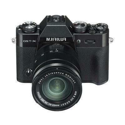 Fujifilm 24.3MP Digital with 16-50mm Lens,