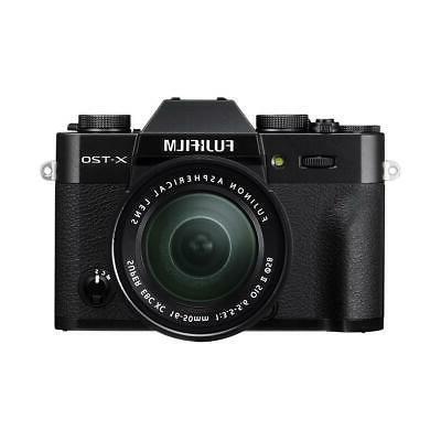 x t20 24 3mp mirrorless digital camera
