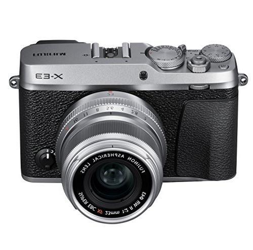 Fujifilm Digital Camera f/2 WR Lens Case, & Editing Bundle
