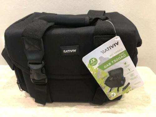 xl dslr carry on gadget camera bag
